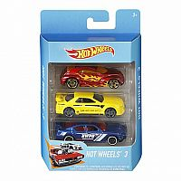 Hot Wheels® 3 Car Pack Assorted