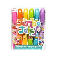 Jumbo Juicy Neon Scented Highlighters