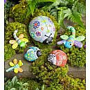 Paint Your own Rocks:Ladybugs & Dragonflies