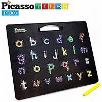 Upper/Lower Case Magnetic Writing Board